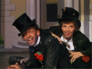 Manuel Frattini Easter Parade Fred Astaire Judy Garland