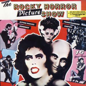 COPERTINA LP ROCKY HORRO PICTURE SHOW