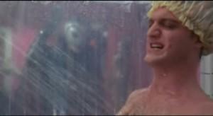 Scena sotto la doccia