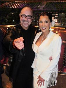 cesare Zucca intervista Vanessa Wiliams per Musical