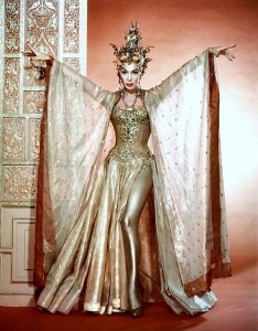 Dolores Gray in Kismet