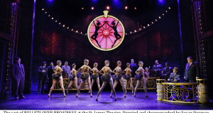 REVIEW – BULLETS OVER BROADWAY