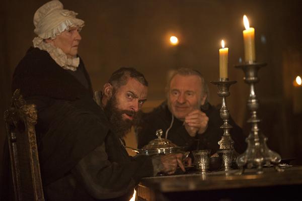 Foto 1 Valjean e il vescovo
