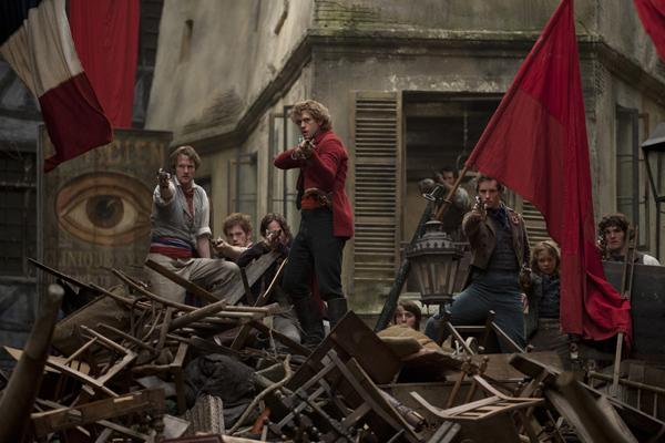 Foto 17 Gli insorti sulle barricate