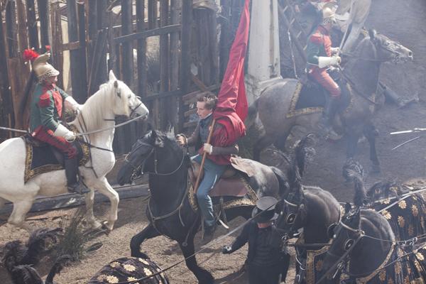 Foto 20 Marius a cavallo