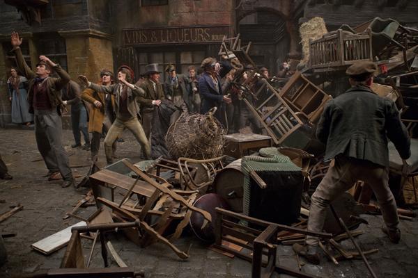 Foto 3 barricate