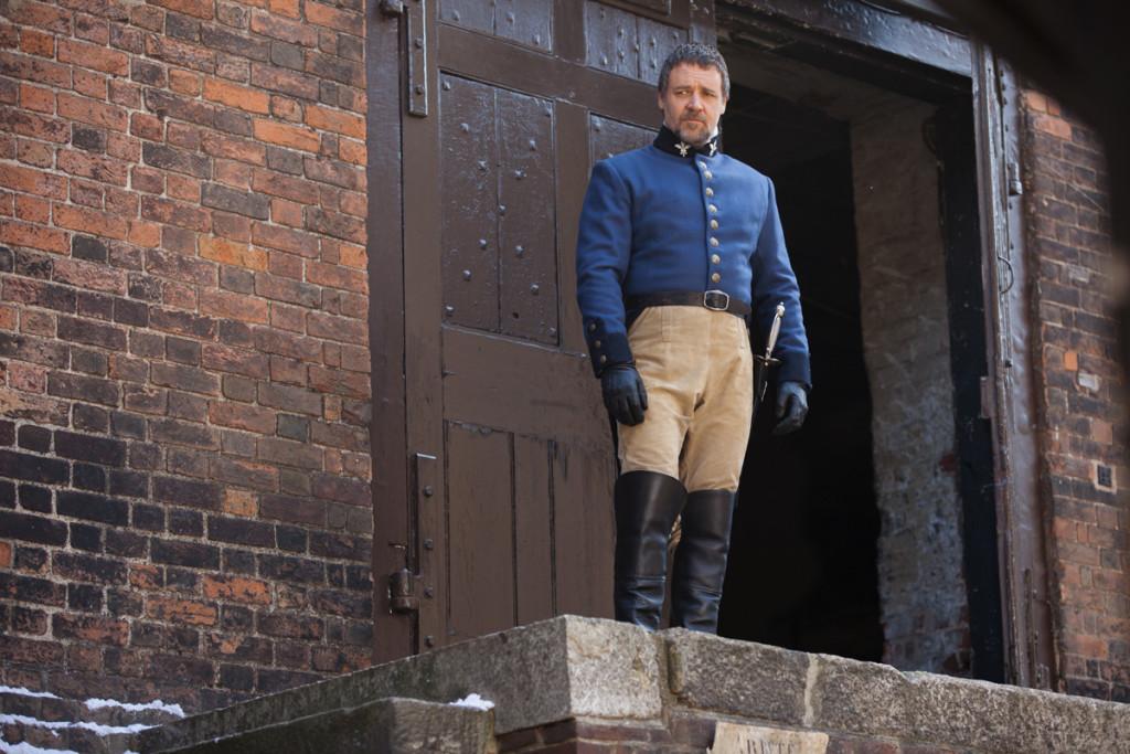 Foto 9 Javert ripreso dal basso in alto