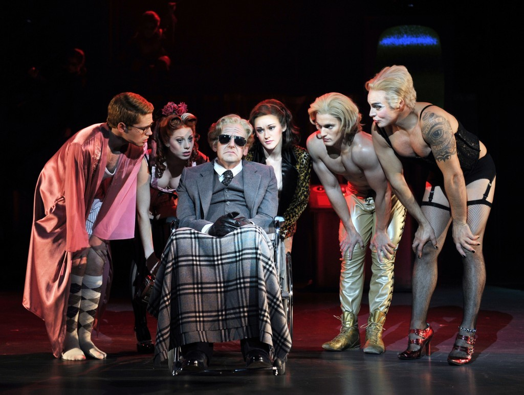 critique rocky horror picture show This show revolutionized interaction and participation with the audience during shows who is the protagonist how did you know this give examples.
