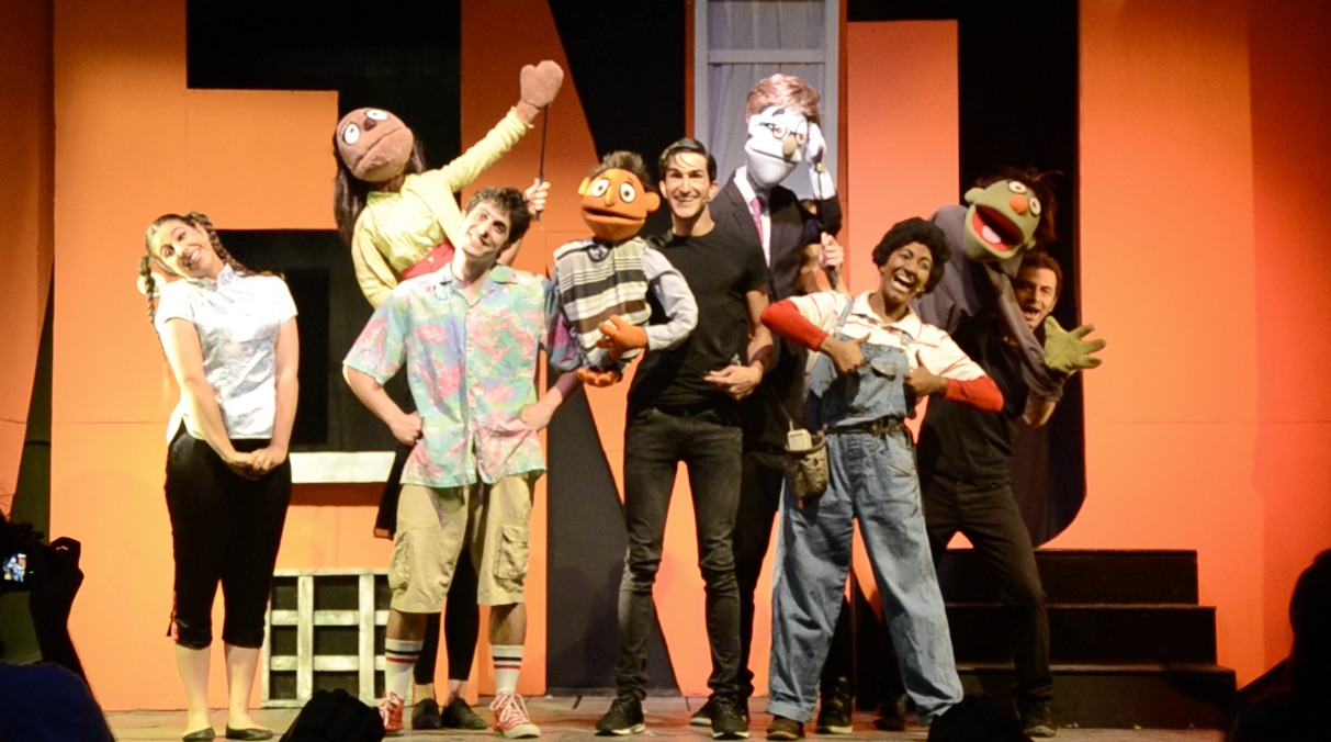 avenue q report and critique Avenue q our critic's rating: date: june 16, 2016 review by: tom millward the  new  i'm happy to report that avenue q is still right up my (sesame) street.