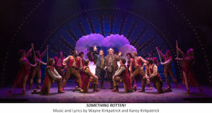 REVIEW – SOMETHING ROTTEN