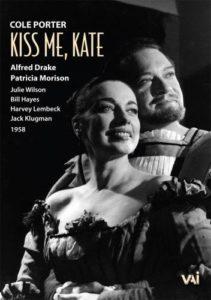 Aldred Drake e Patricia Morison, interpreti originali