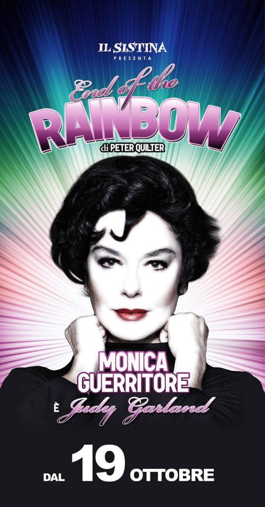 Monica Guerritore Judy Garland End of the rainbow