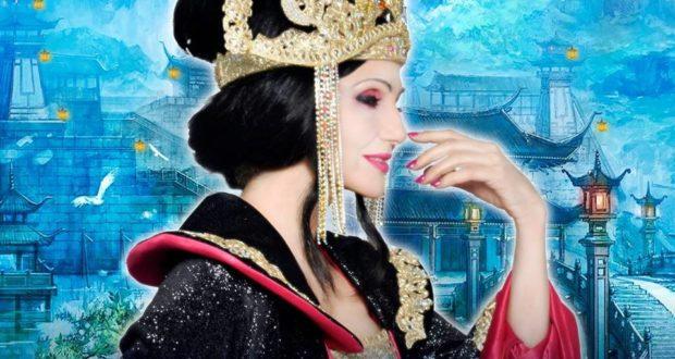REVIEW – LORELLA CUCCARINI NE LA REGINA DI GHIACCIO, IL MUSICAL (TURANDOT). BRANCACCIO