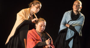 REVIEW – BERNARDA ALBA