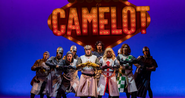 REVIEW – SPAMALOT