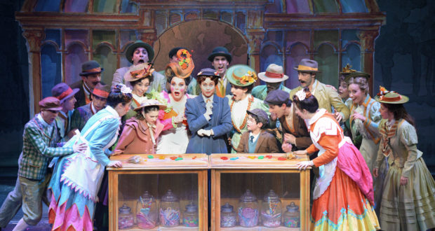 REVIEW – MARY POPPINS
