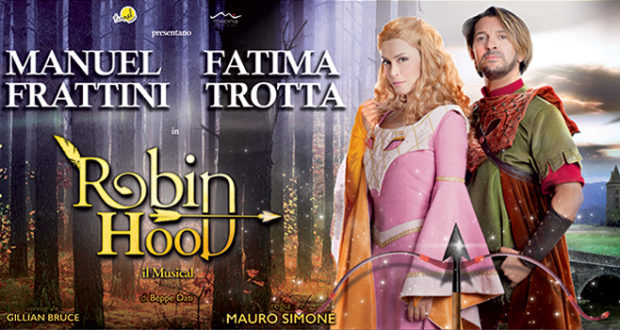 INTERVISTA A MANUEL FRATTINI PER ROBIN HOOD, IL MUSICAL 2.0