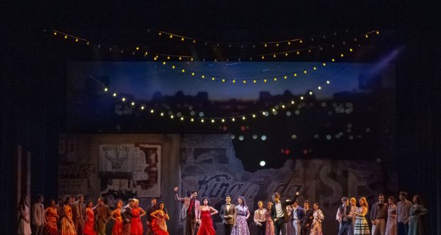 REVIEW – WEST SIDE STORY (TCBO)