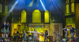 REVIEW – LILLO IN SCHOOL OF ROCK, IL MUSICAL DI ANDREW LLOYD WEBBER