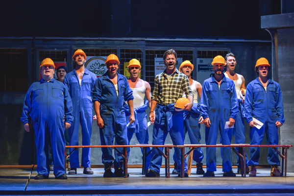 REVIEW – THE FULL MONTY, NUOVA EDIZIONE 2019-2020