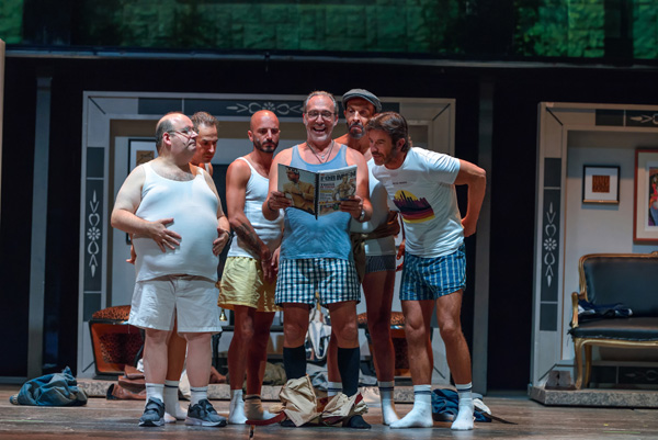 REVIEW - THE FULL MONTY, NUOVA EDIZIONE 2019-2020